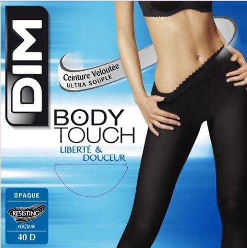 Dim Body Touch Opaque – Collants – 40 deniers – Femme – Bleu foncé – 1
