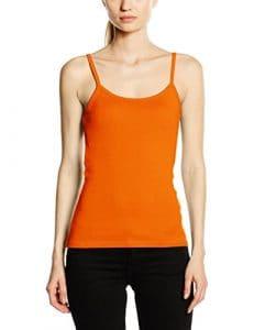 Fruit of the Loom SS089M – T-Shirt – Femme, Orange, 40