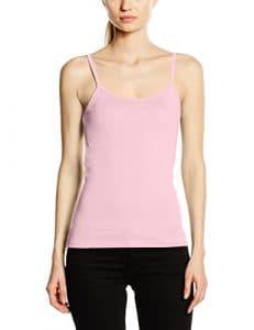 Fruit of the Loom SS089M – T-Shirt – Femme, Rose (Light Pink), 46