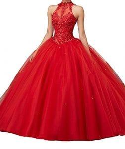 Rainbow – Serre-taille – Femme – Rouge – Taille Unique