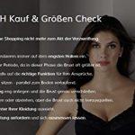 ANITA 5068 – Soutien-gorge spécial maternité – Armatures – Uni – Femme -Noir – FR:85I (Taille fabricant: 70I)
