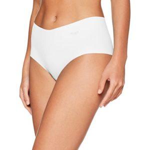 Sloggi Zero Mifib Short Boxer, Ecru (Silk White Gz), L Femme