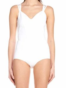 ALAÏA Luxury Fashion Femme 9S9UF64RM443C000 Blanc Body | Saison Outlet